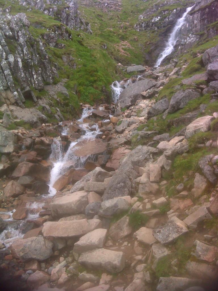 Ben Nevis Waterfall